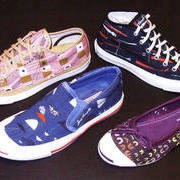 Lucienne Day for Converse